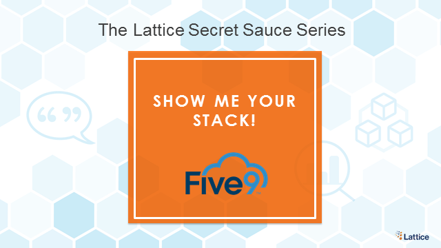 Show Me Your Stack! with Doug Sechrist VP Demand Marketing, Five9