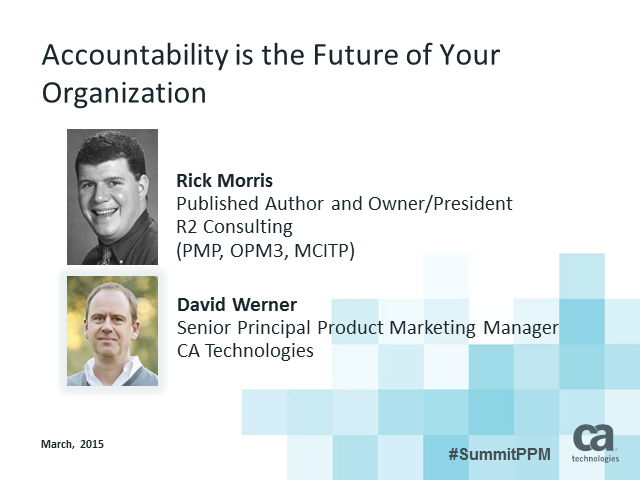 Accountability is the Future of Your Organization