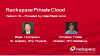 Rackspace Private Cloud – Overview of What's New