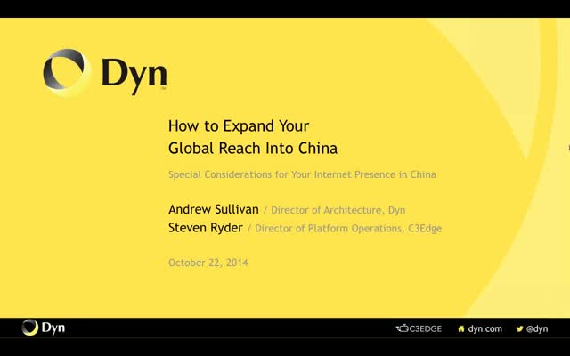 How To Expand Your Global Reach Into China