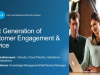 Next Generation Customer Engagement & Service