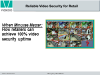 When Minutes Matter: Reliable Video Security for Retail