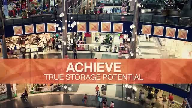 IBM Storwize Family: Smarter Storage for any size business