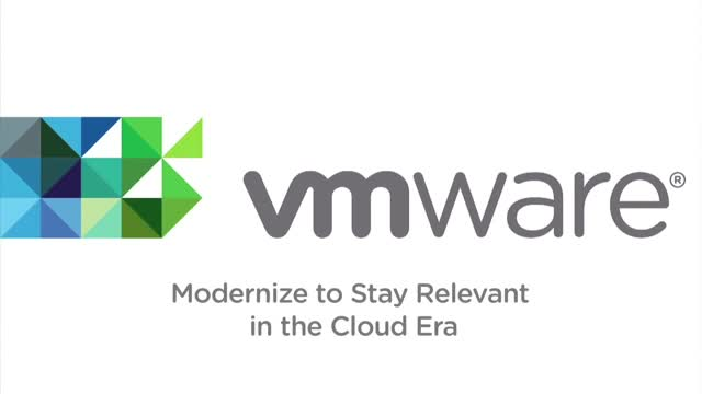 Modernize to Stay Relevant in the Cloud Era