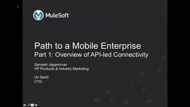 The Path to Becoming a Mobile Enterprise