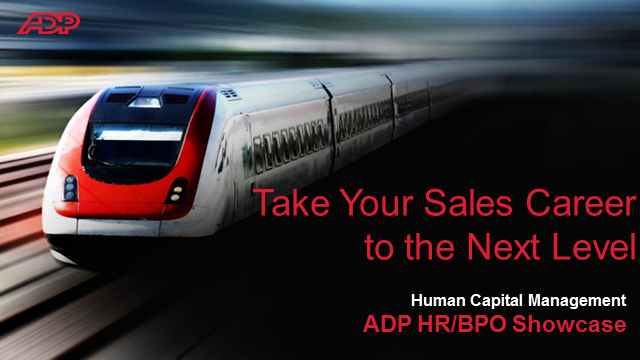 Take Your Sales Career To the Next Level: The HCM Industry and Why It Is Booming