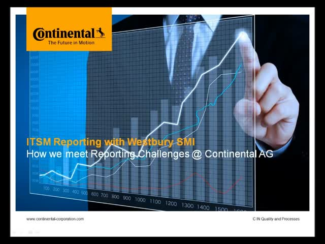 IT Performance Management at Continental
