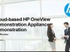 Save Hours of Prep Time on Your Next HP OneView demo