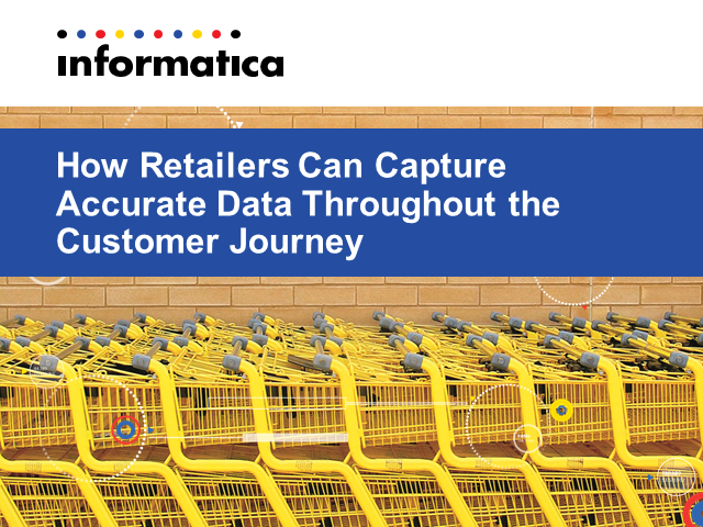 How Retailers Can Capture Accurate Data Throughout the Customer Journey