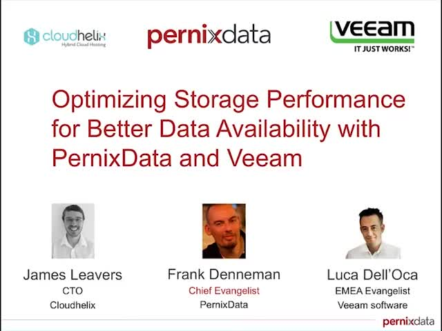 Optimize Storage Performance For Better Data Availability