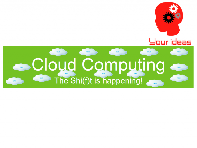 Cloud Computing: The New New Deal