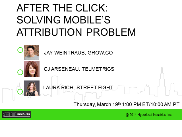 After the Click: Solving Mobile's Attribution Problem