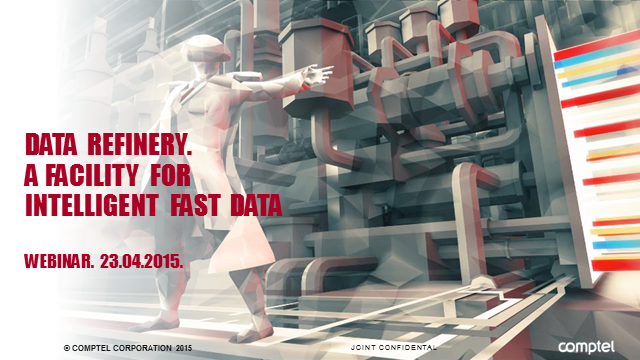 Data Refinery, the Facility for Intelligent Fast Data