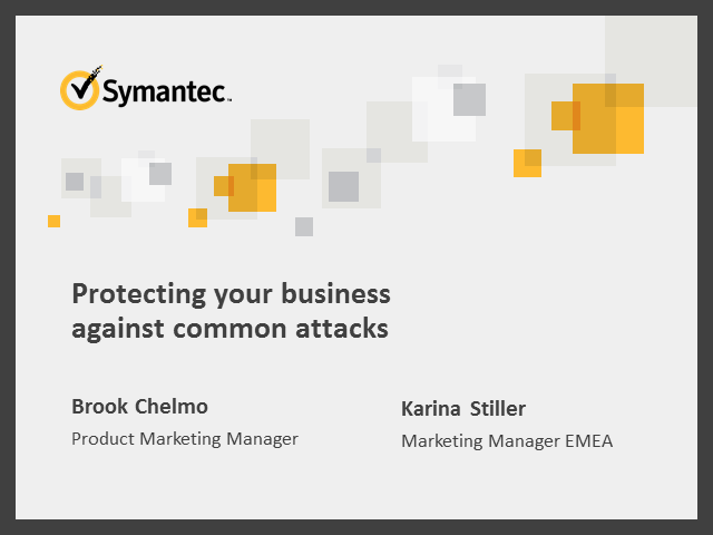Protecting Your Business Against Common Attacks