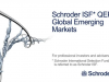 Schroder ISF QEP Global Emerging Markets