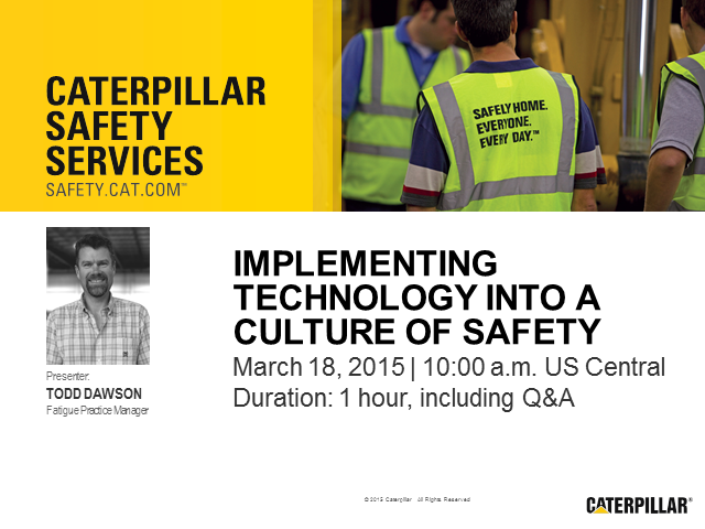 Implementing Technology into a Culture of Safety