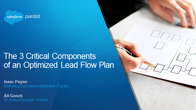 The 3 Critical Components of an Optimized Lead Flow Plan