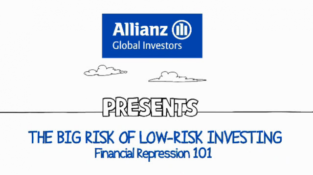 The Big Risks of Low-Risk Investing