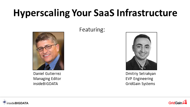 Hyperscaling your SaaS Infrastructure
