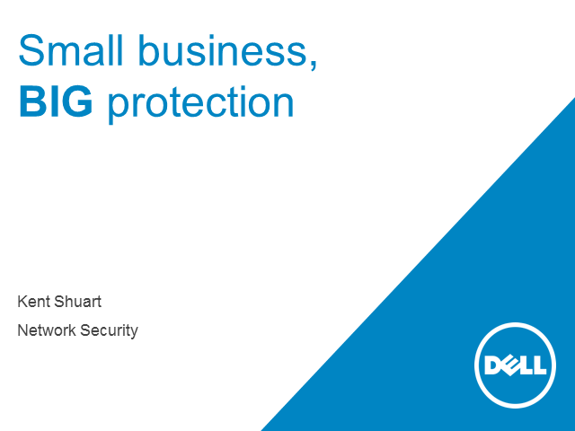 Small Business. Big Protection.