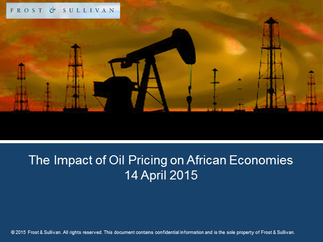 Impact of Oil Pricing on African Economies