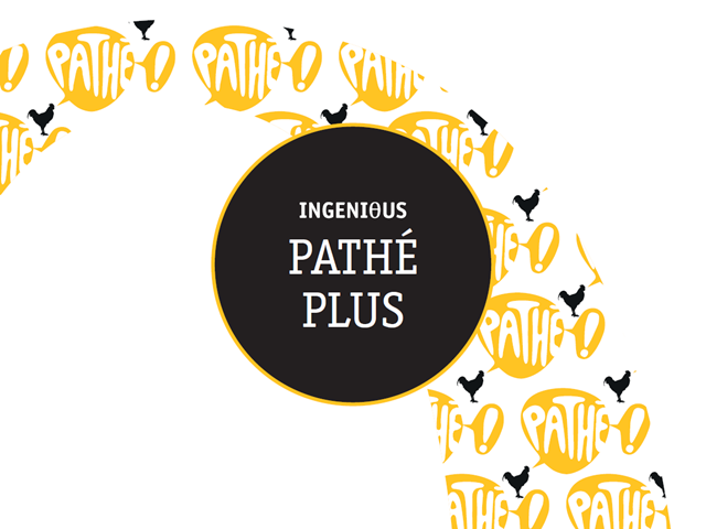 An introduction to the Ingenious Pathé Plus Film EIS