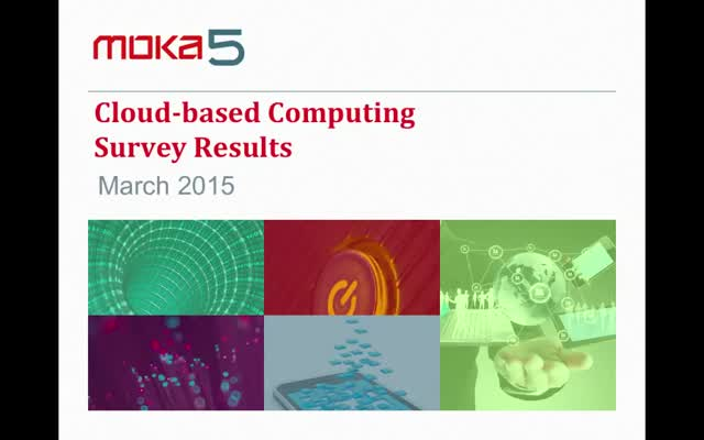 Cloud-based Computing Survey Results: Adoption Trends and Security Concerns