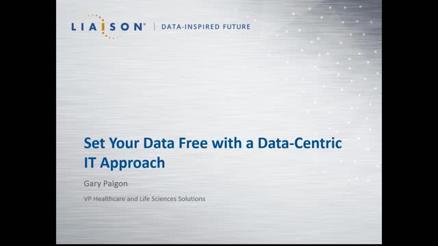 Set Your Life Sciences Data Free with a Data-Centric IT Approach