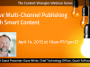 Drive Multi-Channel Publishing with Smart Content