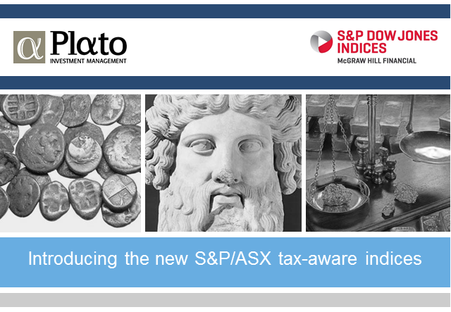 Introducing the new S&P/ASX tax-aware indices