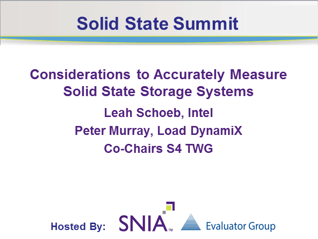 Considerations for Accurately Measuring Solid State Systems