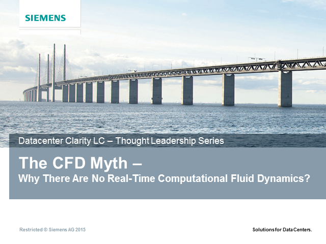The CFD Myth – Why There Are No Real-Time Computational Fluid Dynamics?