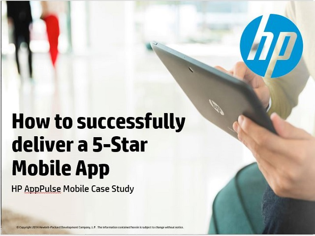 How to successfully deliver a 5-Star Mobile App