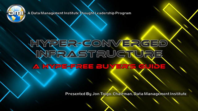Hyper-converged Infrastructure: A Hype-Free Buyer's Guide