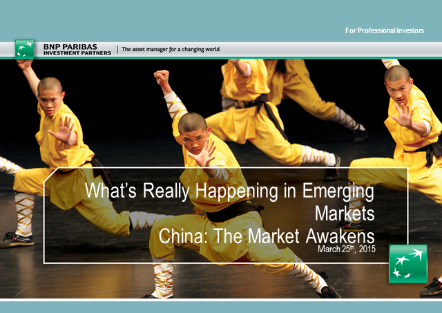 What's Really Happening in Emerging Markets?