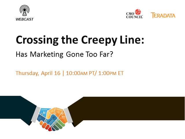 Crossing the Creepy Line: Has Marketing Gone Too Far?