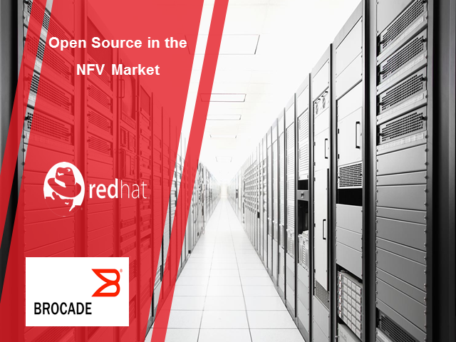 Exploring the Role of Open Source in the NFV Market