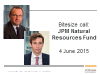 Bitesize update: JPM Natural Resources Fund