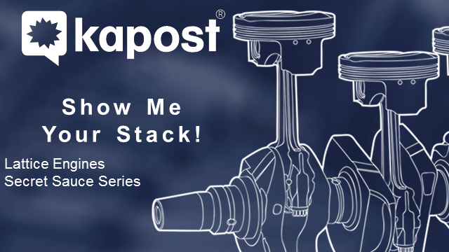 Show Me Your Stack! with Jesse Noyes, Kapost