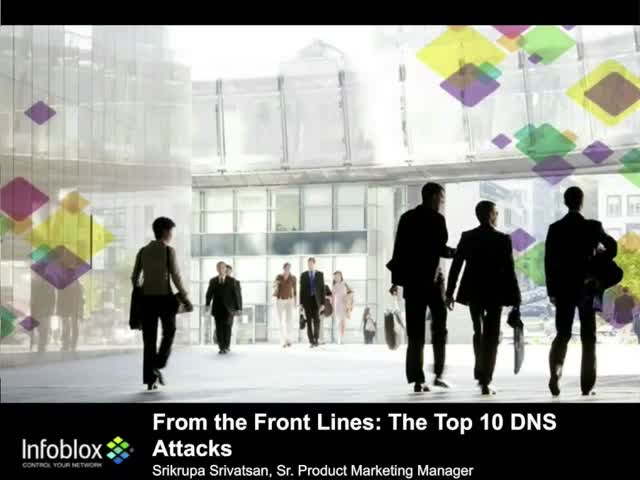 From the Front Lines: The Top 10 DNS Attacks