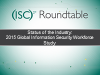 State of the Industry - (ISC)2's Global Workforce Study