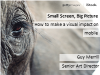Small screen, big picture: How to make a visual impact on mobile