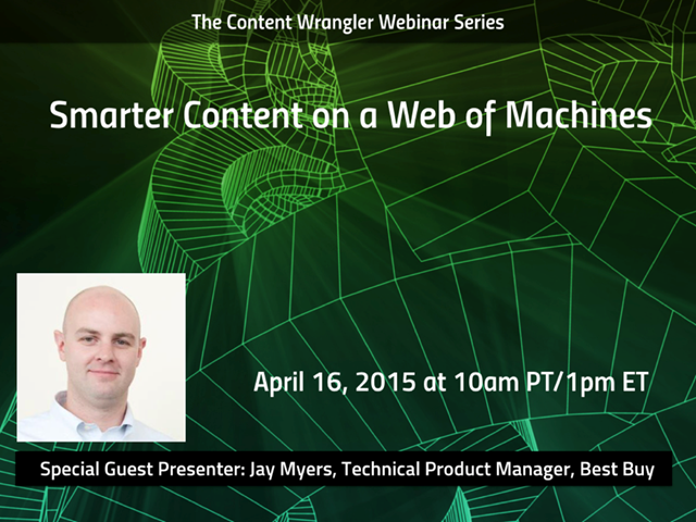 Smarter Content on a Web of Machines