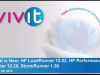 What is New: HP LoadRunner 12.02, HP Performance Center 12.20, StormRunner 1.30