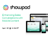 Enhancing Sales Conversations with Mobile Content