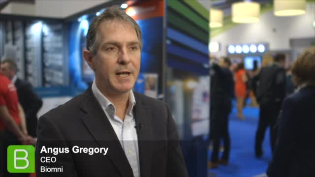Cloud Expo Europe 2015: Biomni - Angus Gregory