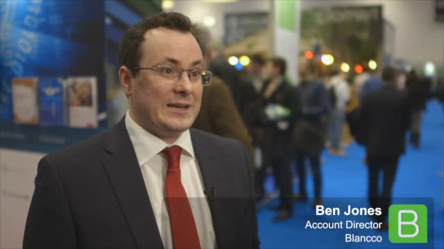 Cloud Expo Europe 2015: Blancco- Ben Jones