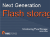 "Next Generation Flash Storage: More than a ""Band-Aid"" for the Data Center"