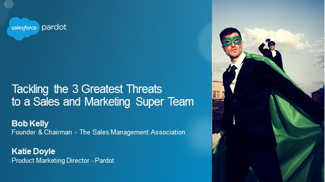 Tackling the 3 Greatest Threats to a Sales and Marketing Super Team