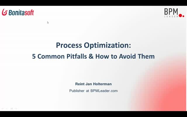 Process Optimization: 5 common pitfalls & how to avoid them